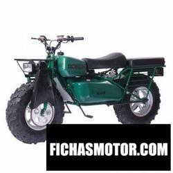 Imagen moto Rokon scout 2016