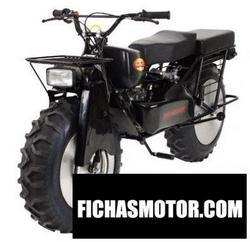 Imagen moto Rokon trail-breaker 2011
