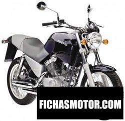 Imagen de Sachs roadster 125 año 2003