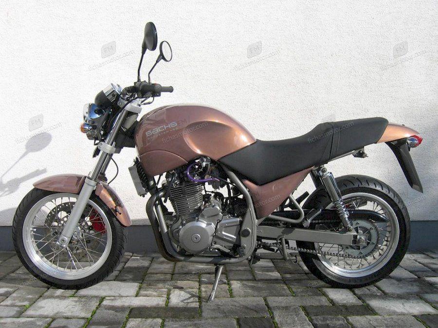 Imagen moto Sachs roadster 650 año 2006