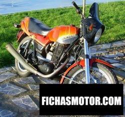 Imagen moto Sanglas 400 f 1978