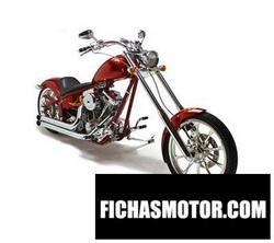 Imagen moto Saxon warlord 2008