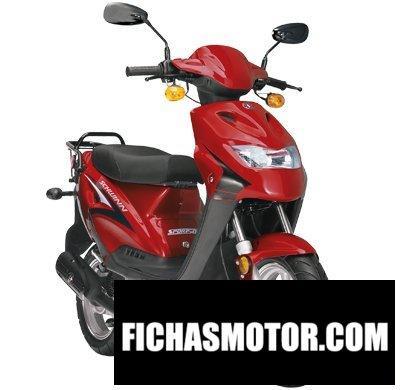 Imagen moto Schwinn sport 50 año 2012