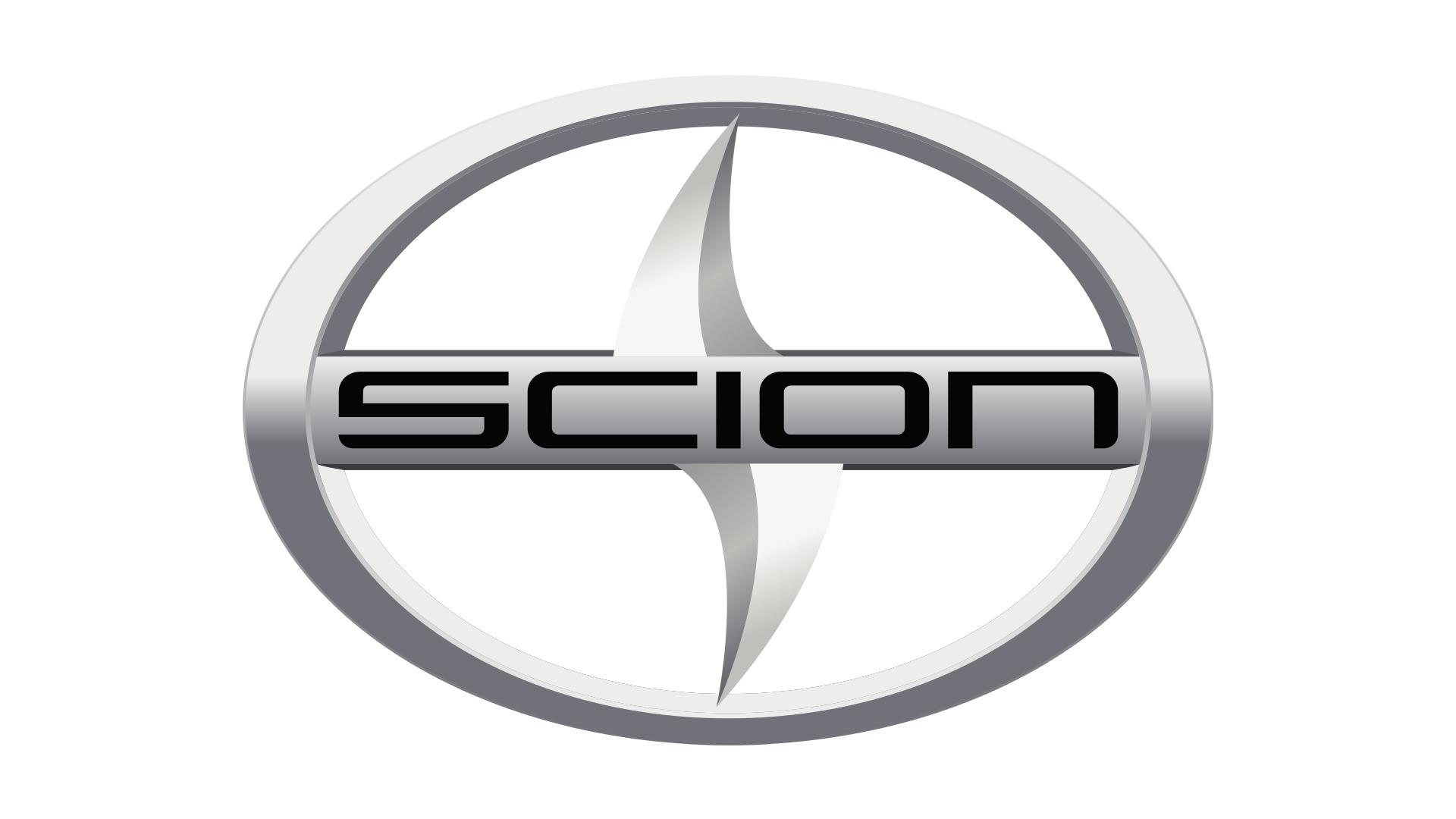 Imagen logo de Scion