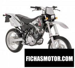 Imagen moto Sherco 125 supermotard 2007