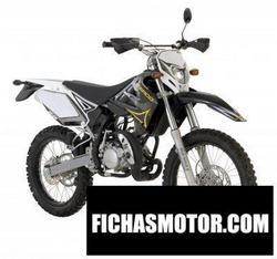 Imagen de Sherco 50cc enduro año 2008