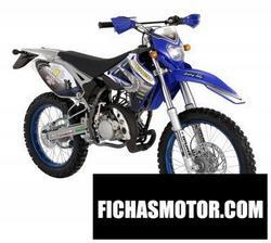 Imagen moto Sherco 50cc enduro champion replica 2008