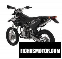 Imagen de Sherco 50cc sm black panther año 2008
