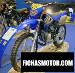Imagen de Sherco ipone 50 cc supermotard año 2006
