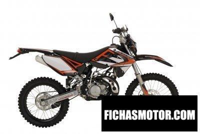 Imagen moto Sherco se 0.5 año 2011