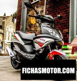 Imagen moto Sinnis phoenix 50 2017