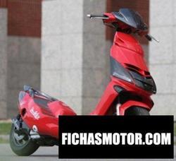 Imagen de Standbike superbikeboard año 2012