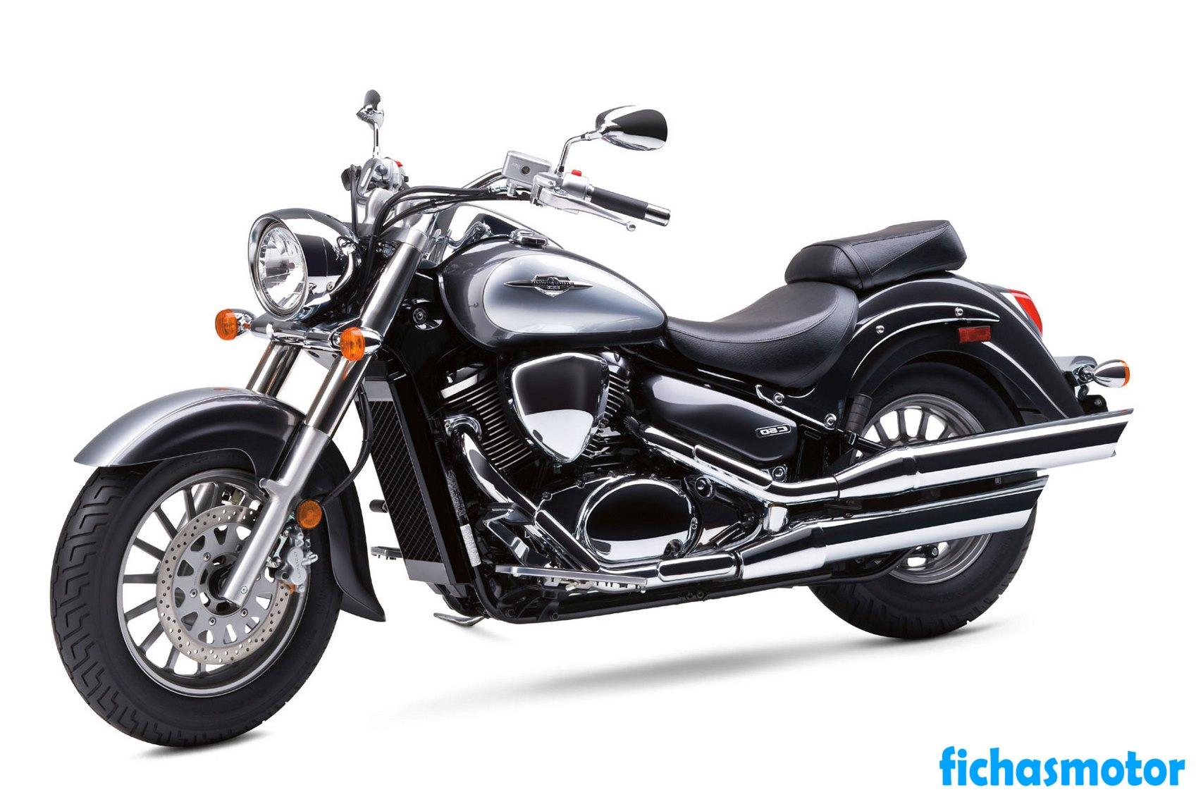 Imagen moto Suzuki boulevard c50 Special Edition año 2009