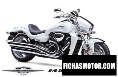 Imagen moto Suzuki boulevard m109r limited edition año 2009