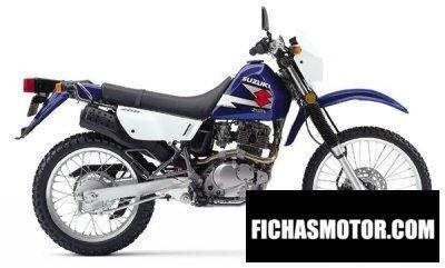 Imagen moto Suzuki dr 200 se año 2003