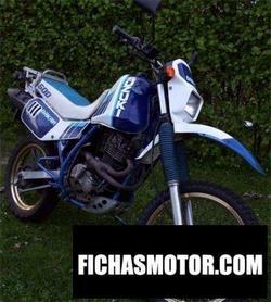 Imagen de Suzuki SUZUKI DR 600 R DAKAR