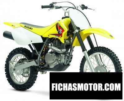 Image de la moto Suzuki dr-z 125 année 2005