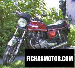 Imagen moto Suzuki gs 450 e 1981