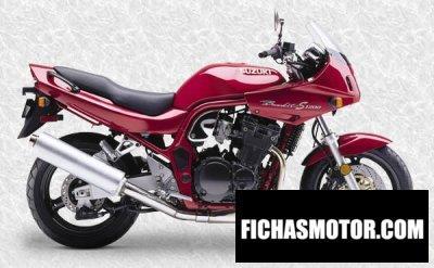 Imagen moto Suzuki gsf 1200 s bandit año 2000