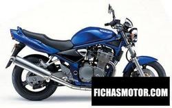 Imagen de Suzuki gsf 600 n bandit año 2003