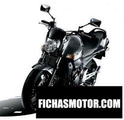 Imagen de Suzuki gsr 400 año 2011