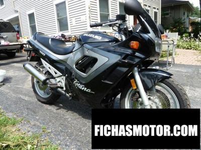 Imagen moto Suzuki gsx 750 f (reduced effect) año 1992