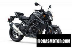 Imagen moto Suzuki GSX-S750 2020