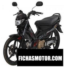 Imagen moto Suzuki raider j pro 110 2013
