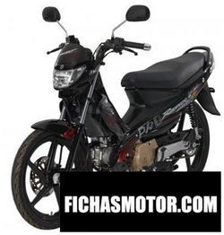 Imagen moto Suzuki raider j pro 110 2014