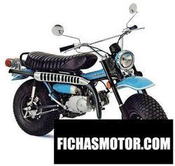 Imagen moto Suzuki rv 90 1981