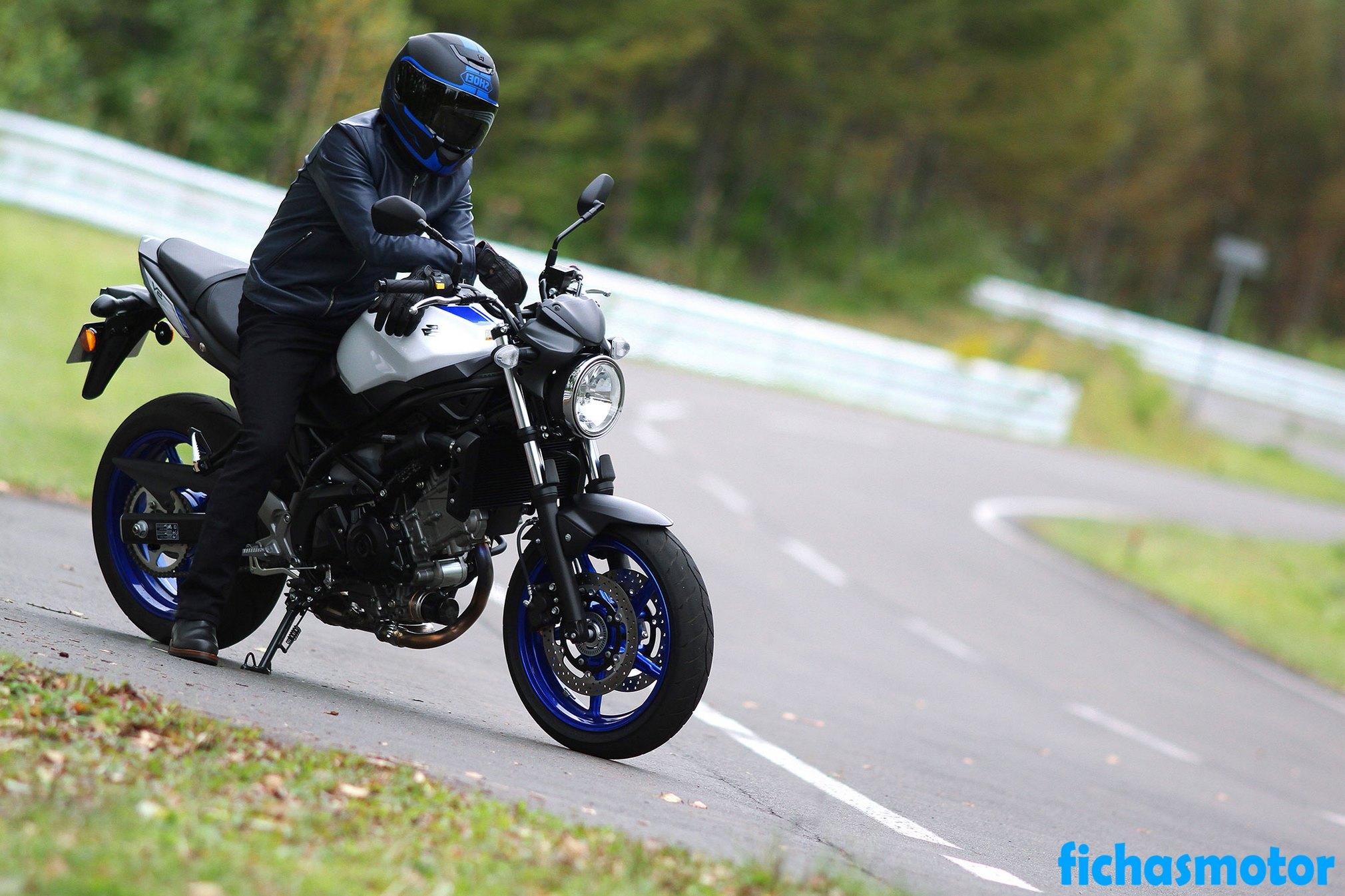Imagen moto Suzuki SV650 año 2019