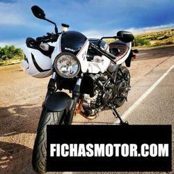 Imagen moto Suzuki SV650X 2019