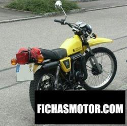 Imagen moto Suzuki ts 125 er 1979