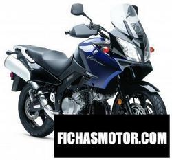 Imagen moto Suzuki v-strom 1000 2005