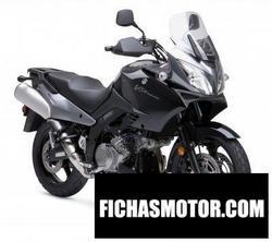 Imagen moto Suzuki v-strom 1000 2007