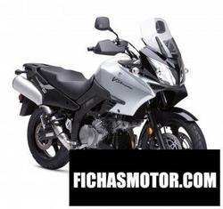 Imagen moto Suzuki v-strom 1000 2008