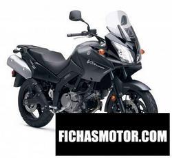 Imagen moto Suzuki v-strom 650 abs 2008
