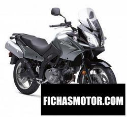Imagen moto Suzuki v-strom 650 abs 2009