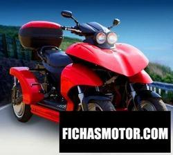 Imagen moto Swaygo 575 evr-1 2014