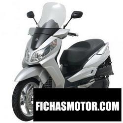 Imagen moto Sym citycom 300 2010