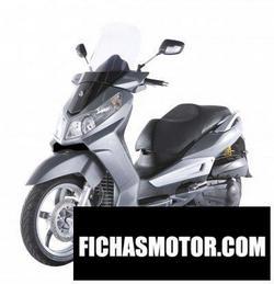 Imagen moto Sym citycom 300i 2008