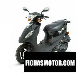 Imagen moto Sym dd 50 2007