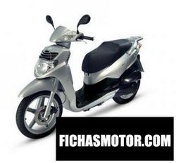 Imagen moto Sym hd 200 2007