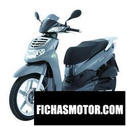 Imagen moto Sym hd evo 125 2010