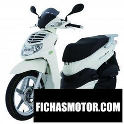 Imagen moto Sym hd evo 200 2008