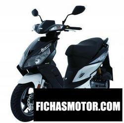 Imagen moto Sym jet sportx 50 r 2008