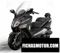Imagen moto Sym joymax 125i 2017