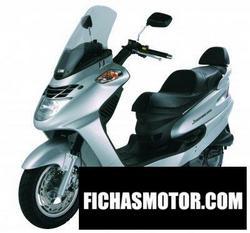 Imagen moto Sym joyride 200 2008