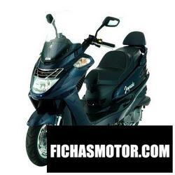 Imagen moto Sym joyride 200 2012