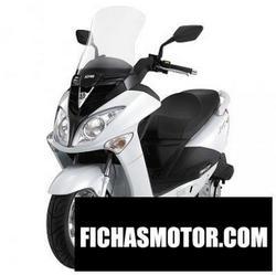 Imagen moto Sym joyride 200i evo 2010